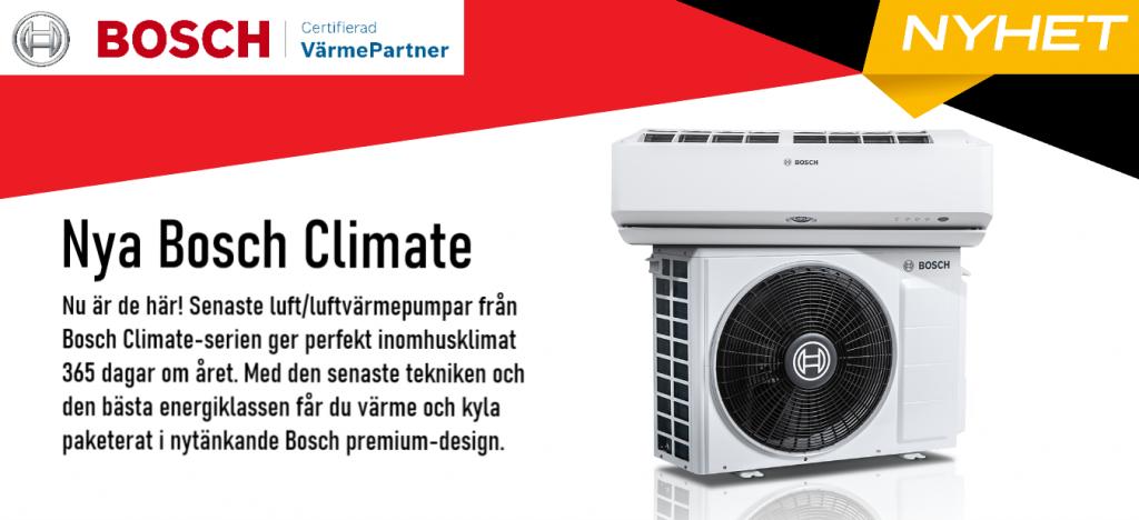Bosch Climate 6100i 8100i 9100i